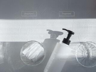 保湿などスキンケアのイメージの写真・画像素材[4144693]