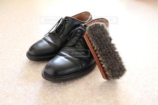 革靴の写真・画像素材[3096699]