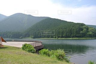 湖の写真・画像素材[142511]