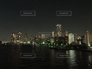 夜景の写真・画像素材[120149]