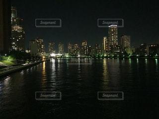 夜景の写真・画像素材[121563]