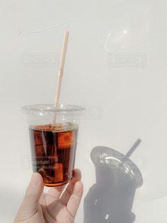 アイスコーヒーの季節の写真・画像素材[3149743]