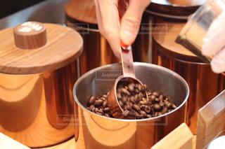 さぁ、コーヒーを飲もうの写真・画像素材[3163218]