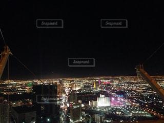 ラスベガス 超高層ビルストラトスフィアからの写真・画像素材[3092675]
