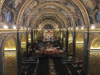 マルタ 聖ヨハネ大聖堂の写真・画像素材[3103543]
