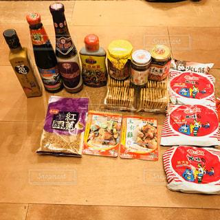 台湾土産の食品の写真・画像素材[3100706]
