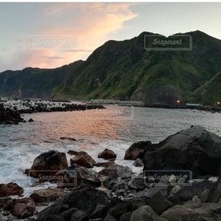 八丈島の自然の写真・画像素材[3089266]