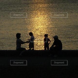家族の写真・画像素材[136017]
