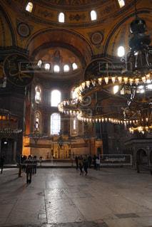 アヤソフィア大聖堂 トルコの写真・画像素材[3092684]
