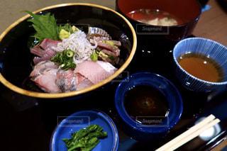 海鮮丼の写真・画像素材[3145916]