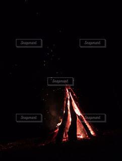火祭りの写真・画像素材[3147281]