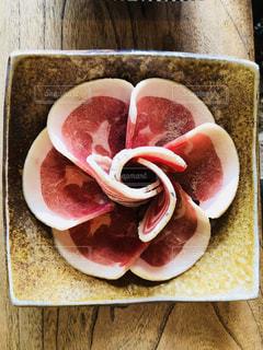 美しい肉の写真・画像素材[3229869]