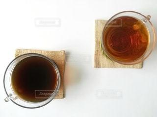 紅茶とコーヒー01の写真・画像素材[3140510]