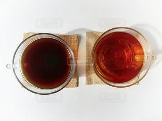 コーヒーと紅茶02の写真・画像素材[3140525]