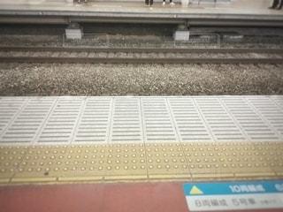 駅のホームの写真・画像素材[3231794]