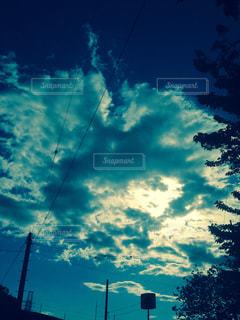 空の写真・画像素材[121217]