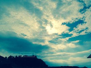 空の写真・画像素材[121222]