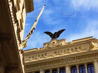 イタリア UNIONE MILITAREの写真・画像素材[3113472]