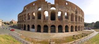コロッセオの写真・画像素材[3113474]