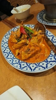 タイ料理 カレーの写真・画像素材[3101410]