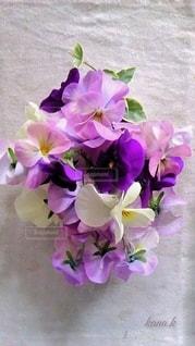 花のクローズアップの写真・画像素材[3108692]