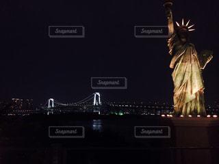 夜景の写真・画像素材[325044]