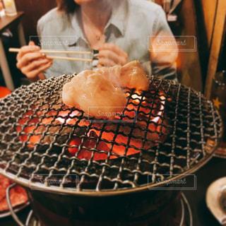 肉の写真・画像素材[466209]