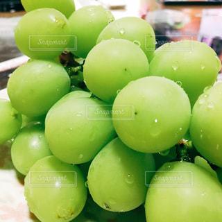 緑のリンゴの束の写真・画像素材[1171335]