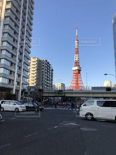東京のシンボルの写真・画像素材[1171341]