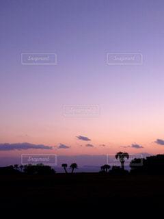 夜空と夜景 - No.125951