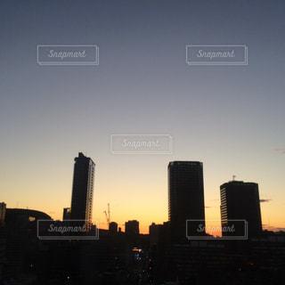 夕日の写真・画像素材[121811]