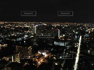 夜景の写真・画像素材[216140]