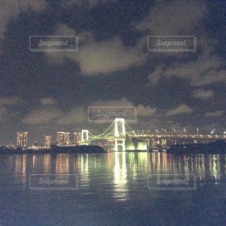 夜景の写真・画像素材[216197]