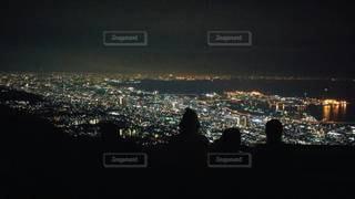 100万ドルの夜景の写真・画像素材[3109870]