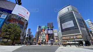 渋谷の街並みの写真・画像素材[3115678]