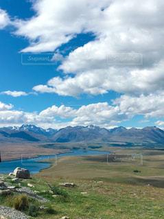 ニュージーランドの風景の写真・画像素材[3113570]