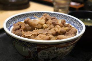 牛丼の写真・画像素材[3118557]