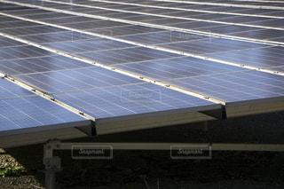 太陽光発電 ソーラーパネルの写真・画像素材[3126954]