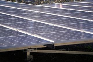 太陽光発電 ソーラーパネルの写真・画像素材[3126956]
