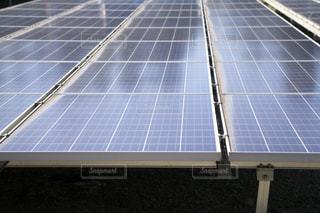 太陽光発電 ソーラーパネルの写真・画像素材[3126958]