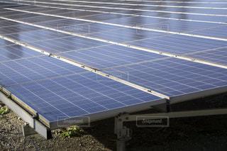 太陽光発電 ソーラーパネルの写真・画像素材[3127105]