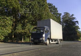 箱トラック 輸送トラックの写真・画像素材[3134958]