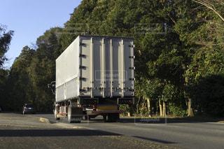箱トラック 輸送トラックの写真・画像素材[3134959]