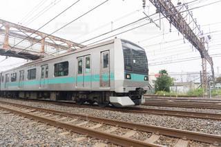 快速電車 常磐線の写真・画像素材[3173356]