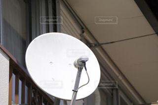 衛星アンテナの写真・画像素材[3217580]