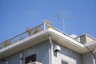 屋上テラスの写真・画像素材[3303238]