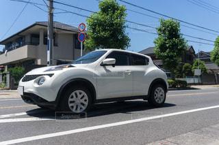SUV ドライブ 乗用車の写真・画像素材[3315979]