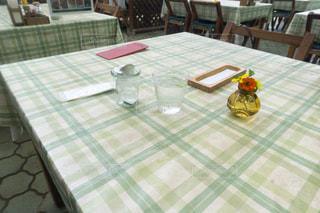 レストラン テーブルの写真・画像素材[3321208]