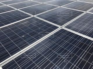太陽光発電 ソーラーパネルの写真・画像素材[3361307]