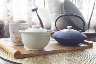 茶具 茶器の写真・画像素材[3675268]